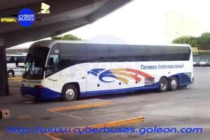 Autobus de Turimex
