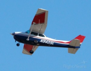 Cessna 172 N9409L