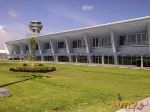 Terminal del Aeropuerto de Cuernavaca CVJ
